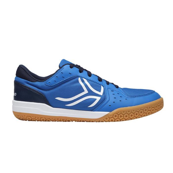 Chaussures de BADMINTON Artengo BS730 Man Bleu Blanc - 1251605