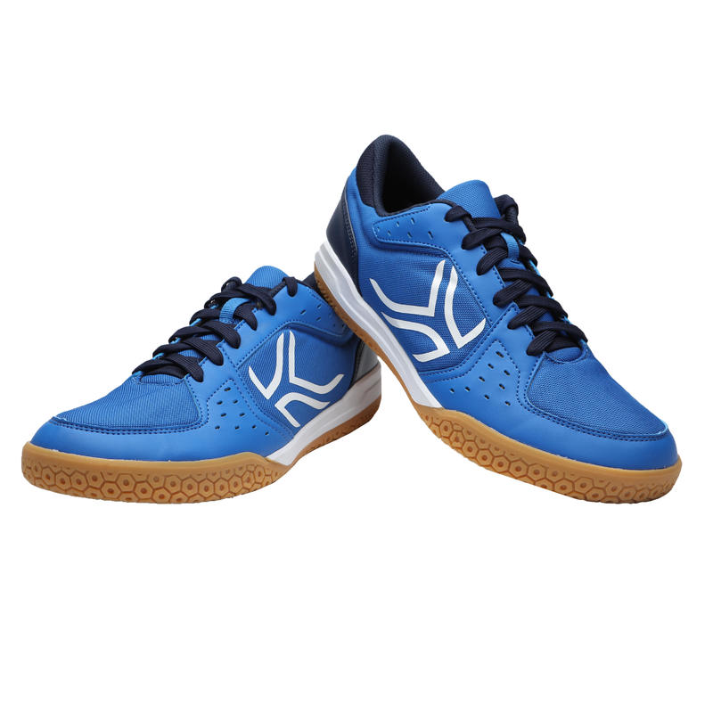 BS730 Badminton Shoes - Blue/White