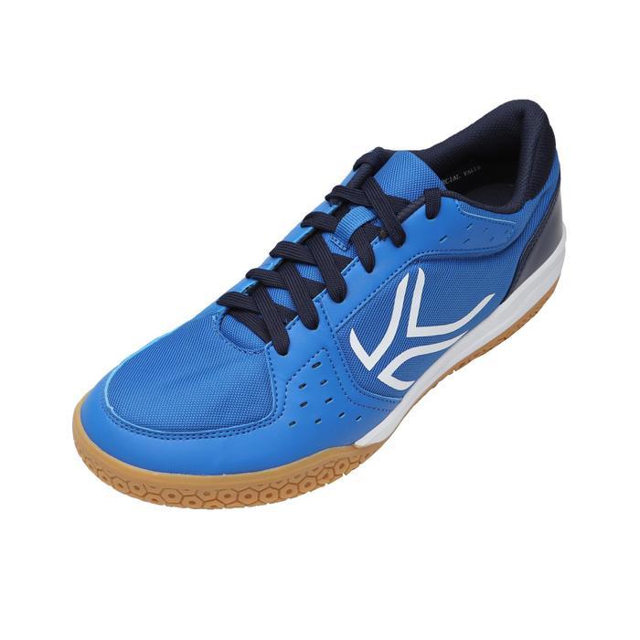 Chaussures de BADMINTON Artengo BS730 Man Bleu Blanc - 1251610