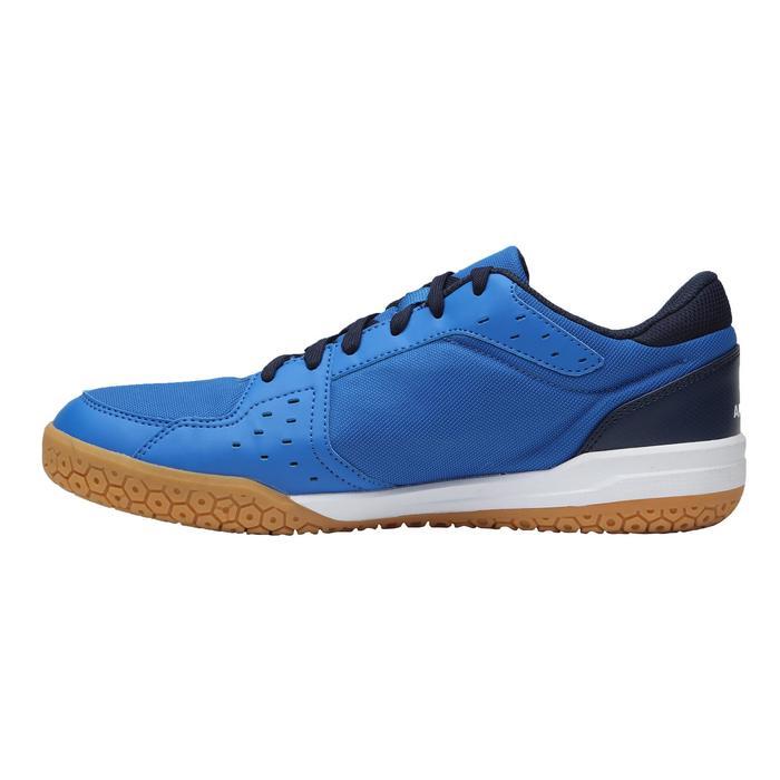 Chaussures de BADMINTON Artengo BS730 Man Bleu Blanc - 1251613