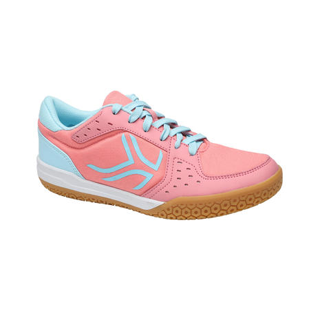 BS730 Lady Women's Badminton Shoes - Pink/Biru