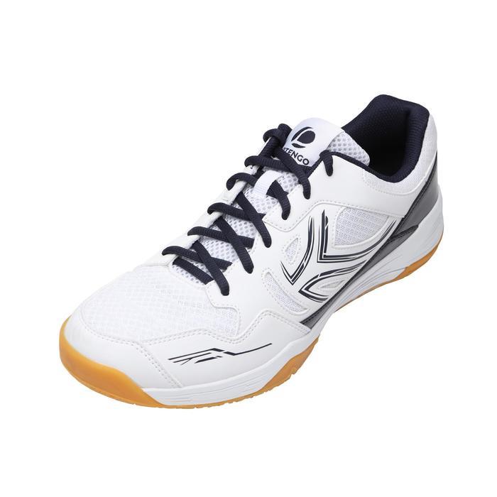 羽球鞋BS760-白色/藍色