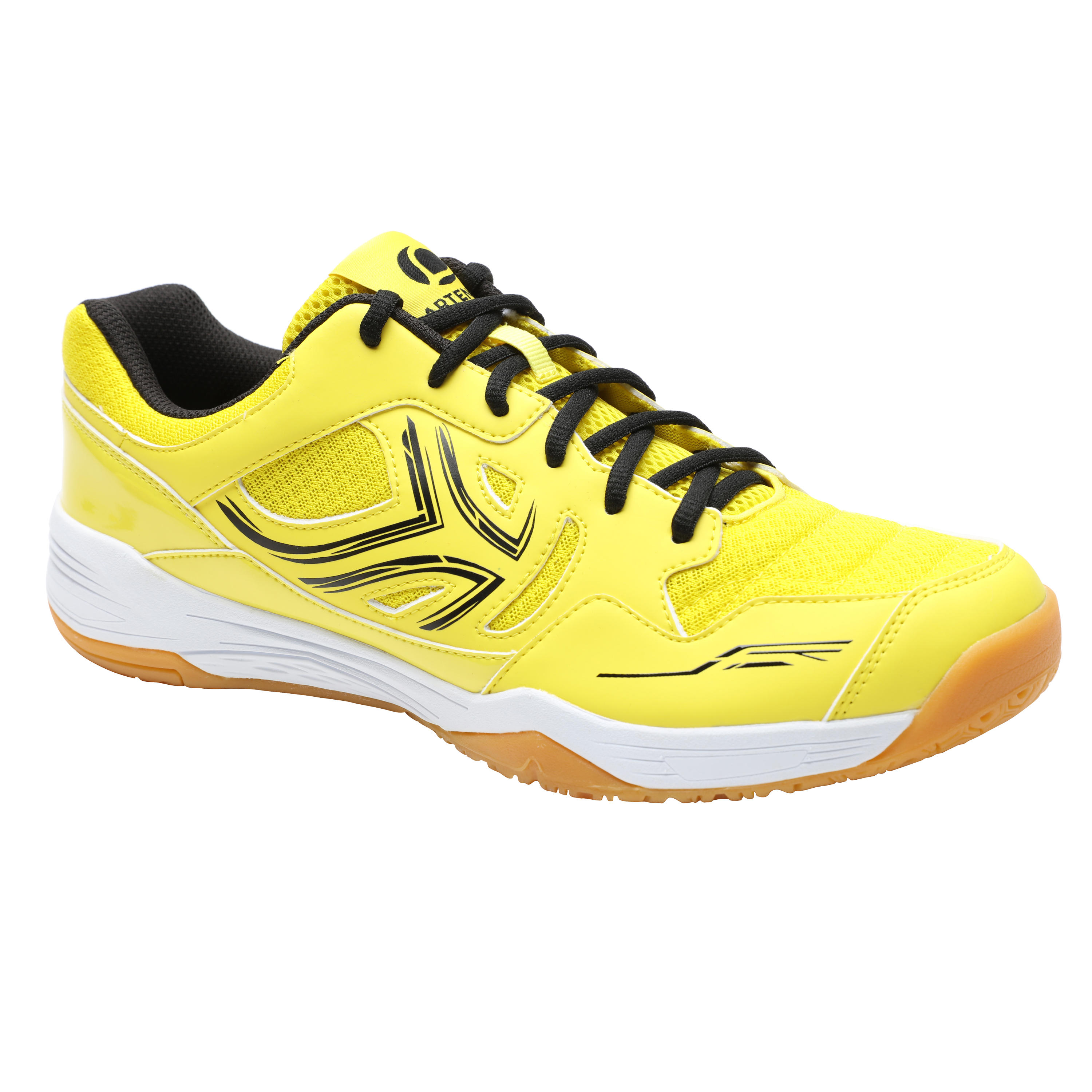 BS760 Badminton Shoes - Yellow
