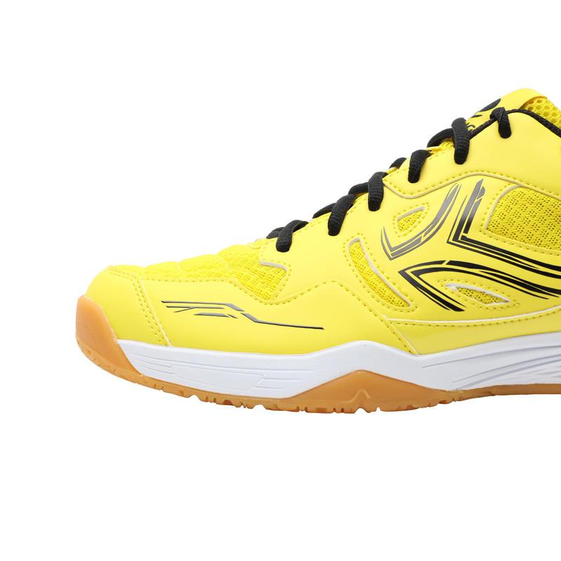 รองเท้าแบดมินตันรุ่น BS760 (สีเหลือง)