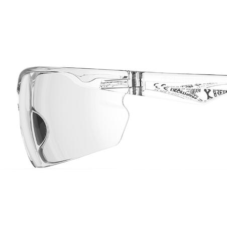 Сонцезахисні окуляри ST 100 MTB, для дорослих, категорія 0 - Прозорі