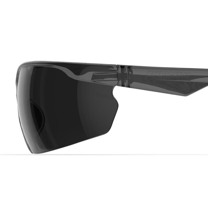 MTB bril ST 100 zwart categorie 3 glazen