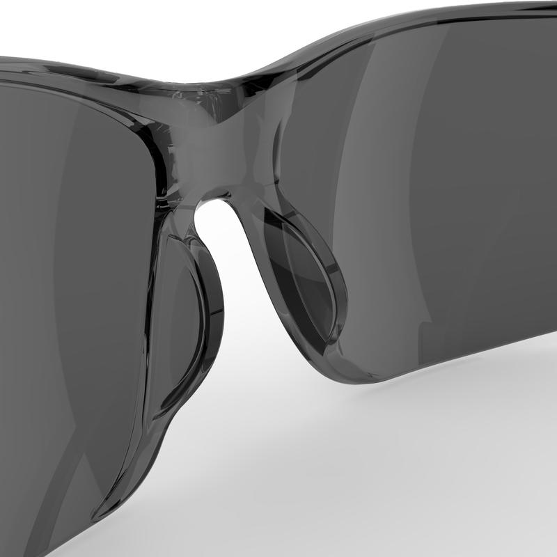 ST 100 Adult MTB Sunglasses Category 3 - Grey