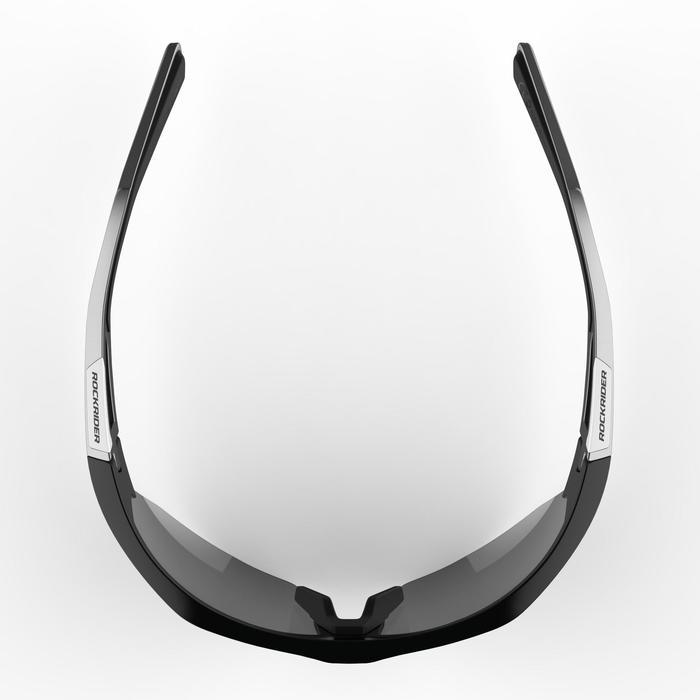 Fietsbril voor volwassenen XC 100 grijs categorie 3