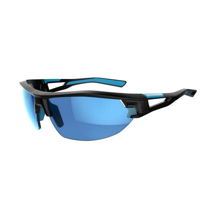 XC 100 Blue Pack Adult Cycling Sunglasses - 4 Interchangeable Lenses - Blue - 1251832