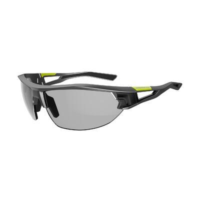 משקפי רכיבת הרים פוטוכרומטיים למבוגרים XC 120 קטגוריה 1 3 - אפור ושחור