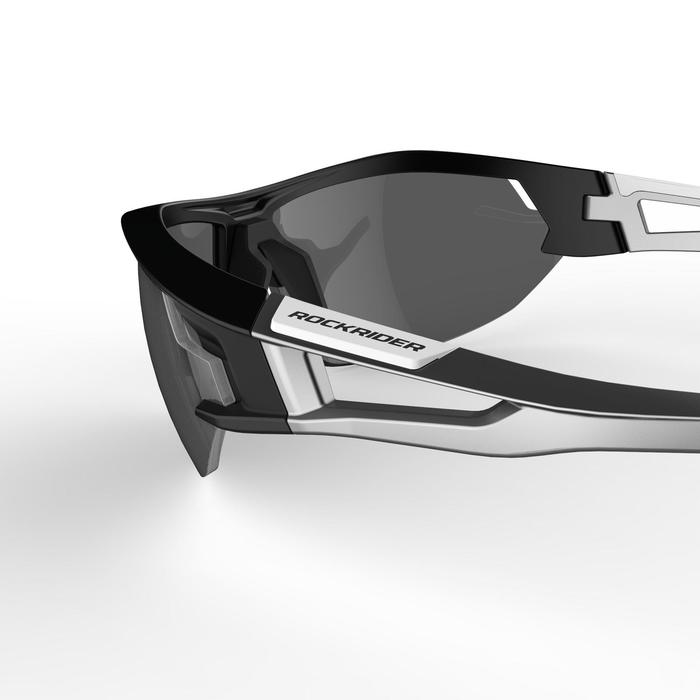 Fietsbril voor volwassenen XC 100 grijs categorie 3 - 1251845
