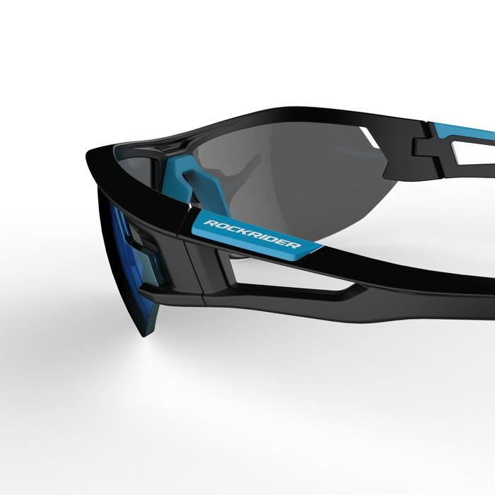 XC 100 Blue Pack Adult Cycling Sunglasses - 4 Interchangeable Lenses - Blue - 1251869