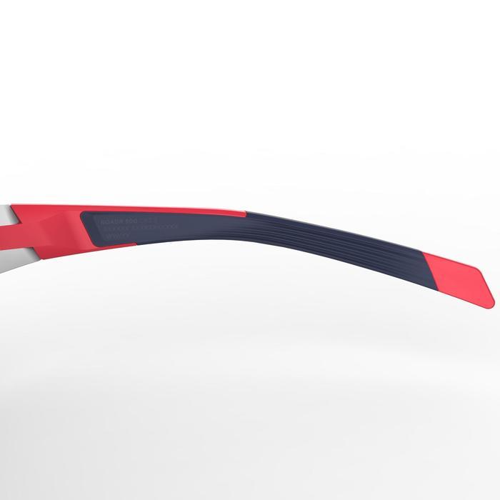 Fietsbril volwassenen Roadr 500 categorie 3 roze