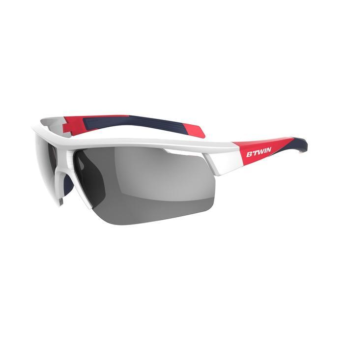 Gafas de Sol ciclismo adulto ROADR 500 categoría 3 rosa