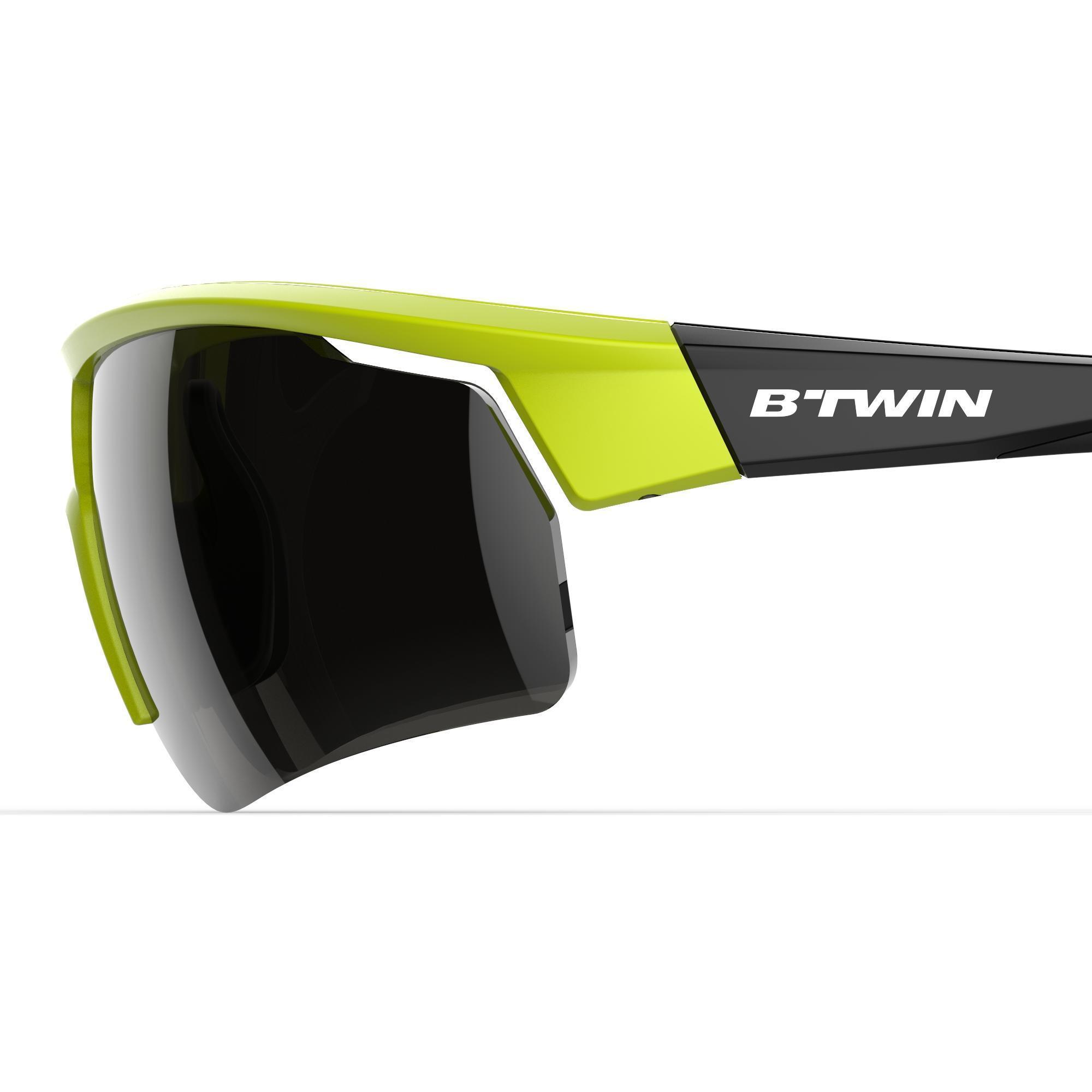 28e742a863 Roadr Negro Categoría 3 Ciclismo 500 Gafas Sol De Van Rysel Adulto dxCoeB