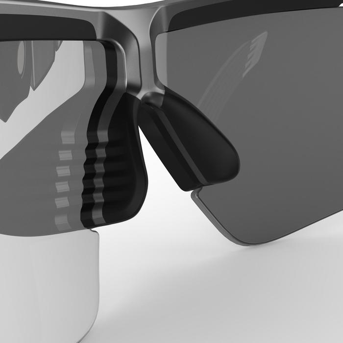Fietsbril volwassenen Roadr 900 Grey Pack grijs – 4 verwisselbare glazen