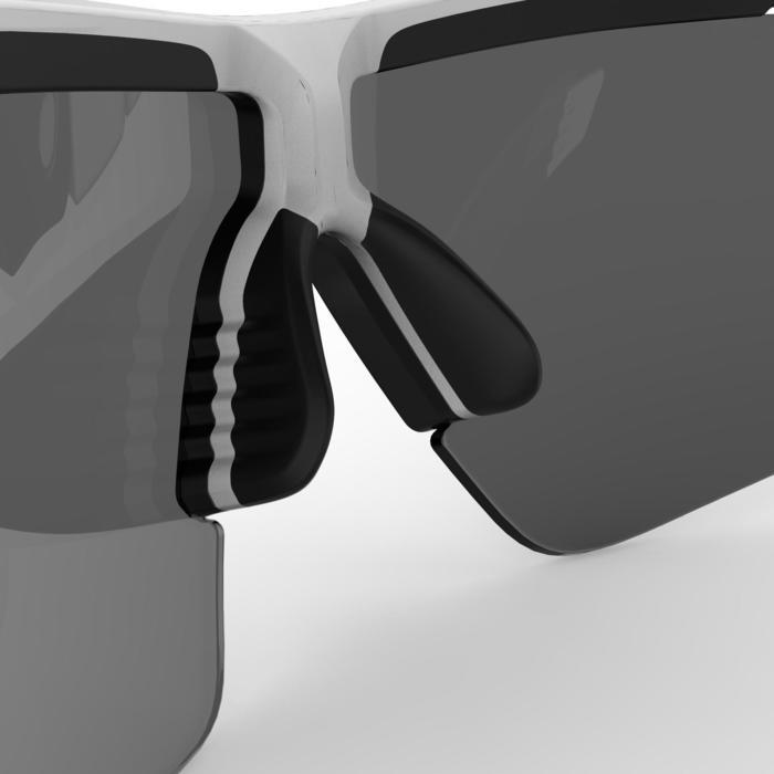 Fietsbril volwassenen Roadr 900 Grey Pack grijs – 4 verwisselbare glazen - 1251971