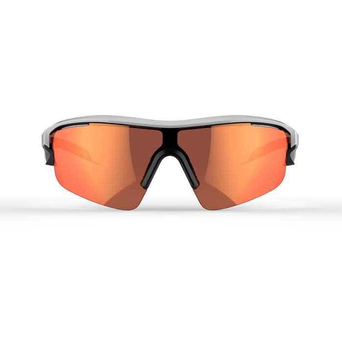 Fietsbril volwassenen Roadr 900 Grey Pack grijs – 4 verwisselbare glazen - 1251976
