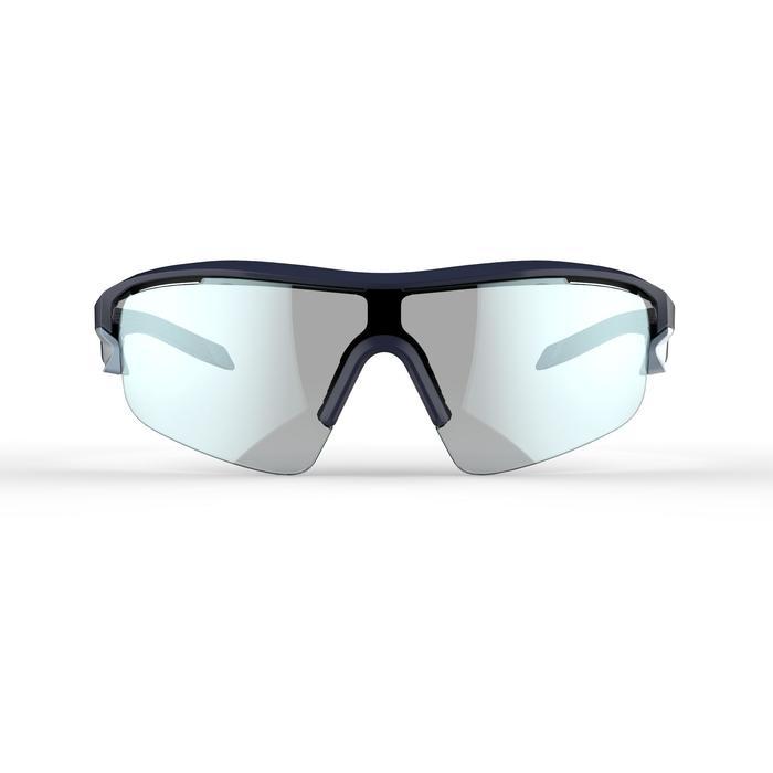 Fietsbril volwassenen Roadr 900 Navy Pack zwart – 4 verwisselbare glazen - 1251982