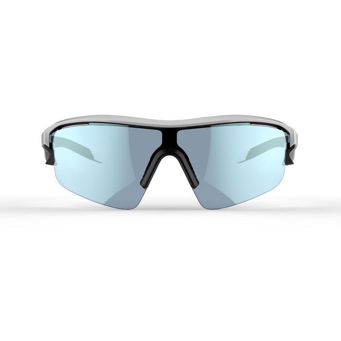 Fietsbril volwassenen Roadr 900 Blue Pack blauw: 4 verwisselbare glazen