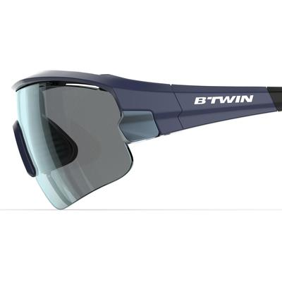 7957ff35a73c Roadr 900 Cycling Adult Sunglasses With 4-Pack Interchangeable Lenses - Navy
