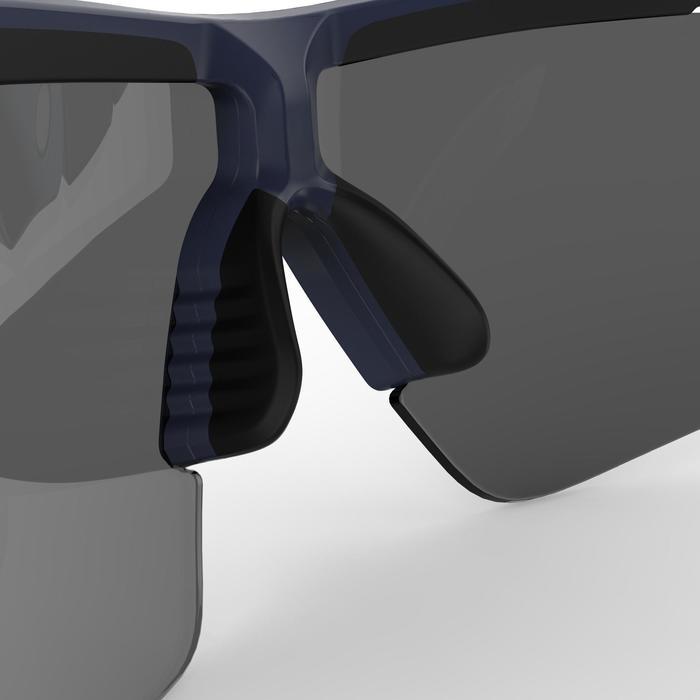 Fietsbril volwassenen Roadr 900 Navy Pack zwart – 4 verwisselbare glazen - 1251994