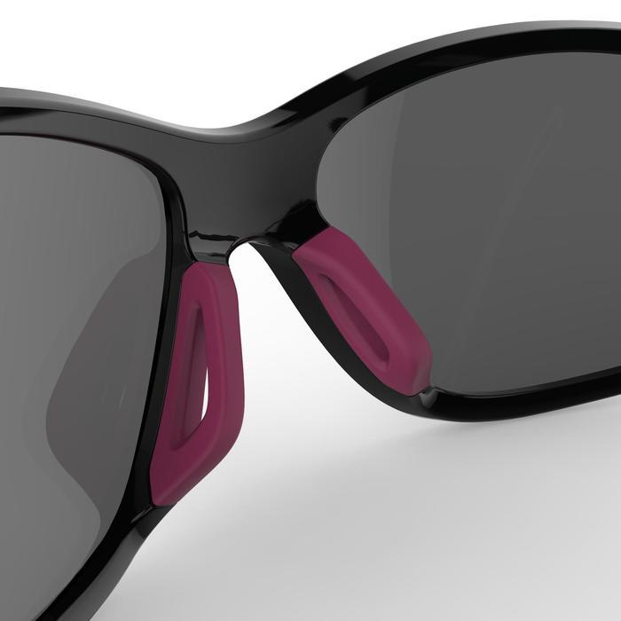 Lunettes de running adulte JOG 500 gris rose catégorie 3