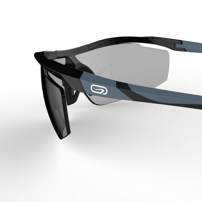 Sonnenbrille Laufen 560 photochrom Kat.1–3 grau/schwarz