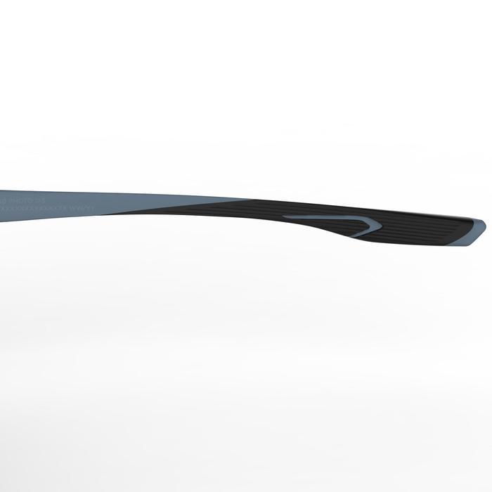Lunettes de running adulte RSG 560 noir gris photochromiques cat 1 à 3