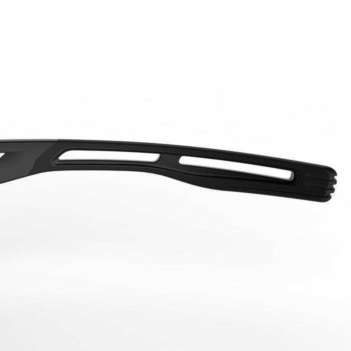 Sonnenbrille Laufen Trail 500 Kat. 3 schwarz/weiß