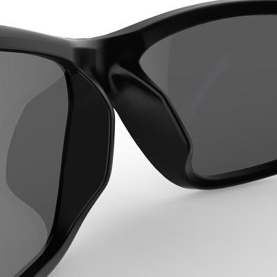 النظارات الشمسية SKIING 500 للتزحلق على الجليد للكبار من الفئة 4 - أسود وأزرق