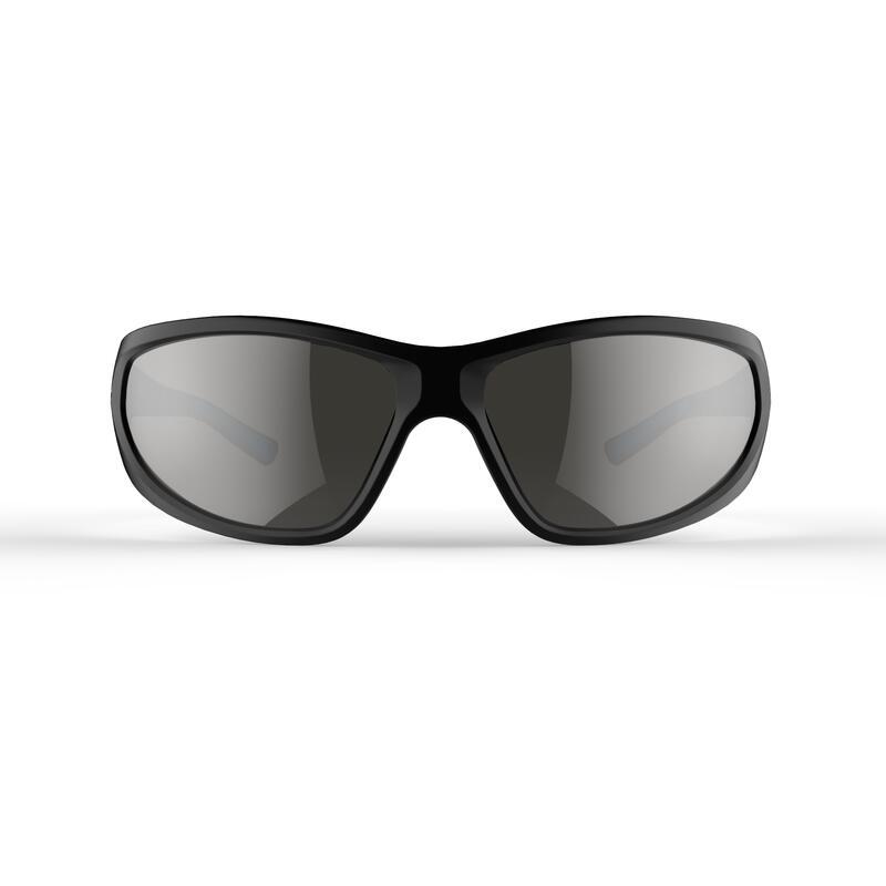 Hiking Sunglasses MH550 Category 4 - Black & Blue