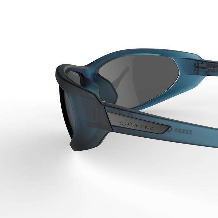 Zonnebril MH 510 voor wandelen blauw polariserend categorie 3