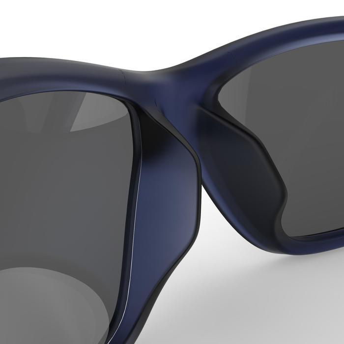 Wandelzonnebril voor smalle gezichten MH550 SMALL blauw categorie 4