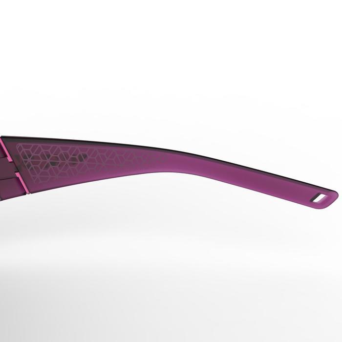 Lunettes de randonnée adulte MH 510 W violettes & roses polarisantes catégorie 3 - 1252234