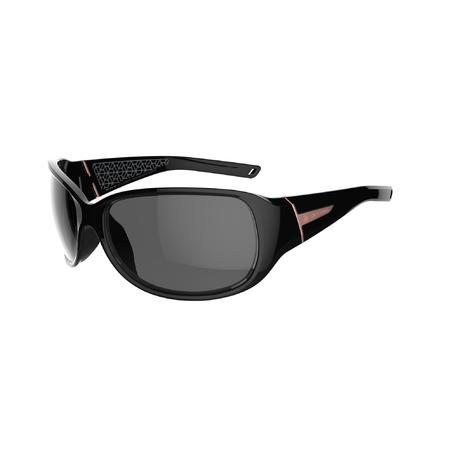 MH550 Women's Category 4 Hiking Sunglasses - Black