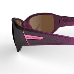 MH510 W Category 3 Polarising Adult Hiking Glasses - Purple & Pink