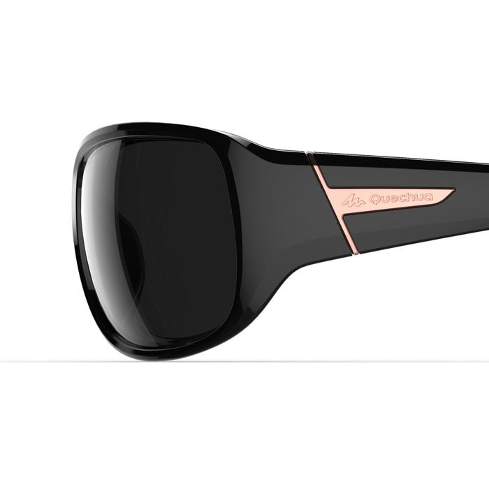 MH550 Women's Category 4 Hiking Sunglasses - Black