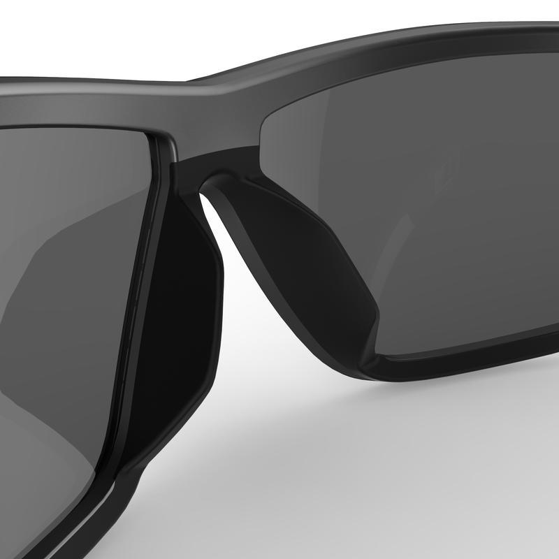 Hiking Sunglasses MH570 Category 3 (Polarized) - Black & Grey