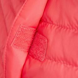 Reitweste ärmellos GL100 Kinder rosa