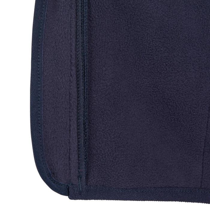 Bodywarmer ruitersport kinderen GL500 marineblauw
