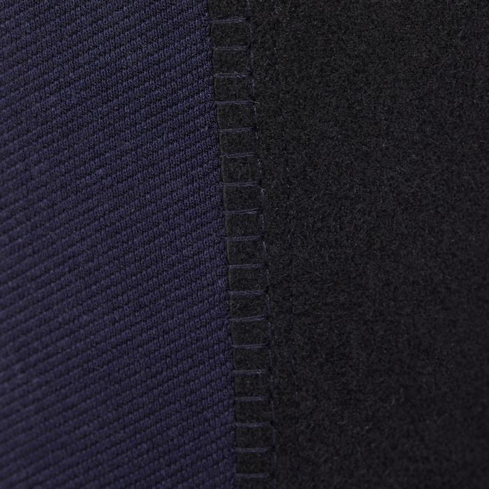 Reithose BR180 Fullseat Kunstledervollbesatz Kinder marineblau