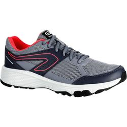 CHAUSSURES JOGGING FEMME RUN CUSHION GRIP GRIS DIVA