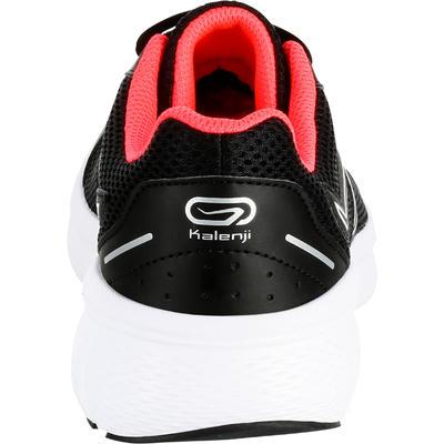 Run Cushion Women's Running Shoes - Black/Coral