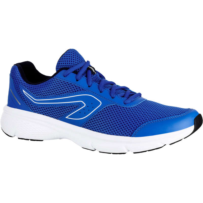 SCARPE RUNNING BENESSERE UOMO Running, Trail, Atletica - Scarpe uomo RUN CUSHION KALENJI - Running, Trail, Atletica