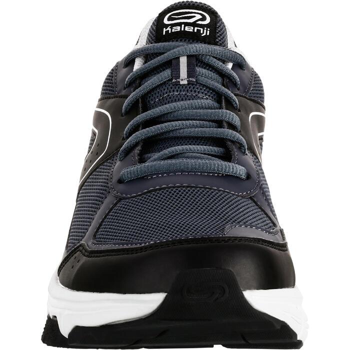 Joggingschoenen voor heren Run Active Grip grijs/zwart