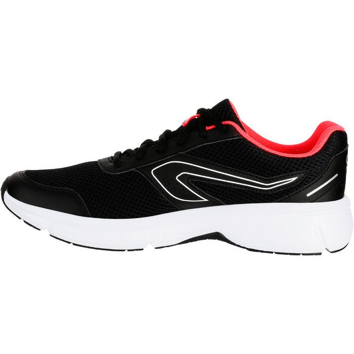 Zapatillas Running Kalenji Run Cushion Mujer Negro