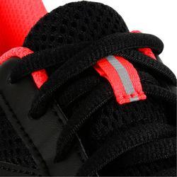 Laufschuhe Run Cushion Damen schwarz