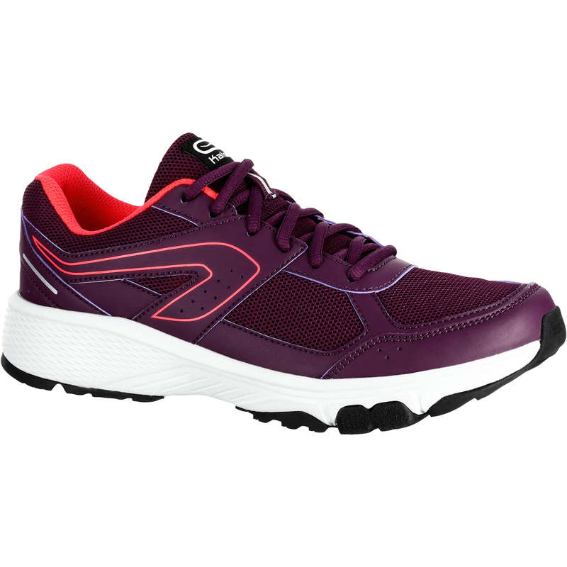OCCASIONAL WOMEN JOGGING SHOES - RUN CUSHION GRIP SHOES KALENJI