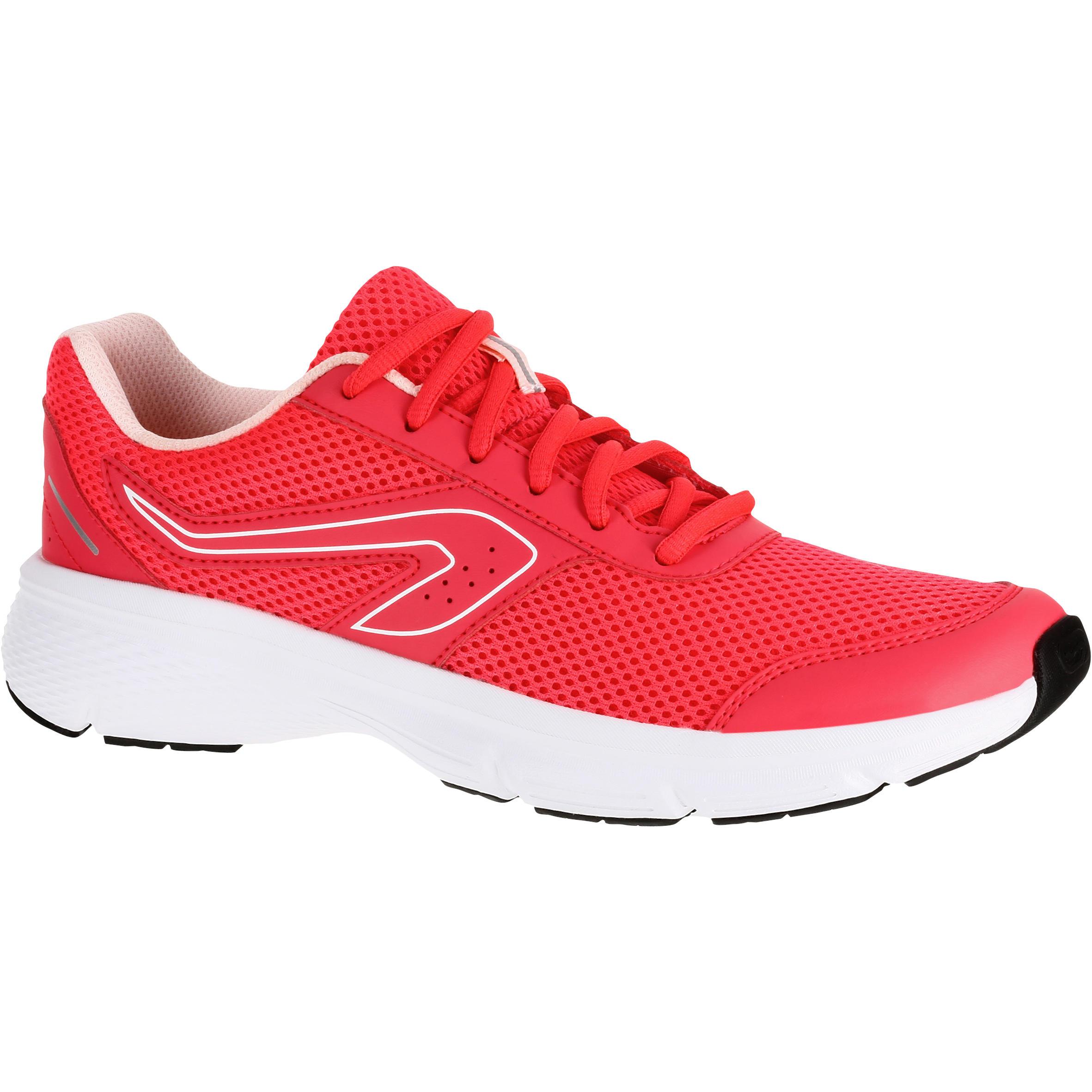 Run Cushion Women's Running Shoes - Coral